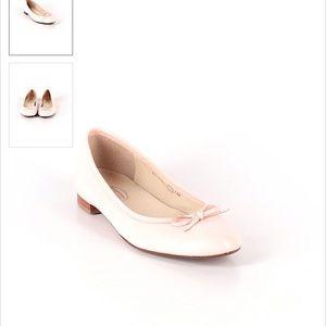 Talbots Light Pink Ballerina Flat